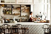 Italian restaurant Baduzzi. Photo / Babiche Martens.