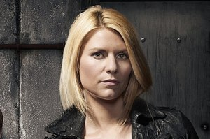 Carrie Mathison, played by actress Claire Danes. Photo / Supplied