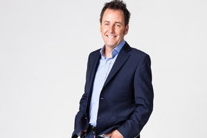 """Perfect"" Mike Hosking."
