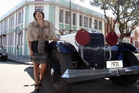 Sally Jackson, Art Deco Trust general manager, is proud of the positive impact Art Deco Weekend has on Napier. Photo/File