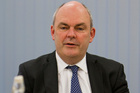 Steven Joyce the funnyman? Who knew?  Photo / Glenn Taylor