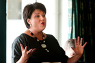 National MP Paula Bennett says 'I reject completely that there is any forced amalgamation for Hawke's Bay'. Photo / Warren Buckland