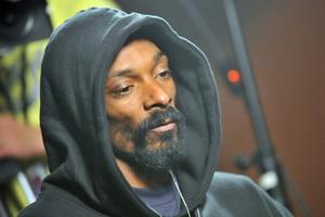 Snoop Dogg. Photo / Ross Setford