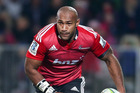 Nemani Nadolo of the Crusaders is a must for any fantasy team. Photo / Getty Images