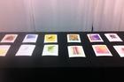 Cards by Salome Tanuvasa about whanau ora.