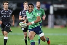 Malakai Fekitoa contributed to the Highlanders' fighting spirit against the Sharks. Photo / Getty Images