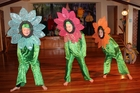 Children take part in  HR PuffnStuf at the Old Acquaintance Hall in Dannevirke last Friday afternoon.