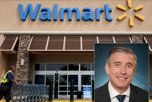 Ex-pat Kiwi Greg Foran has been named as head of Wal-Mart's US division.