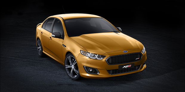The Ford Falcon XR8 is making a return for the first time since 2010.