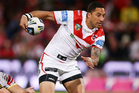 Benji Marshall will face his old team the Wests Tigers this weekend. Photo / Getty Images