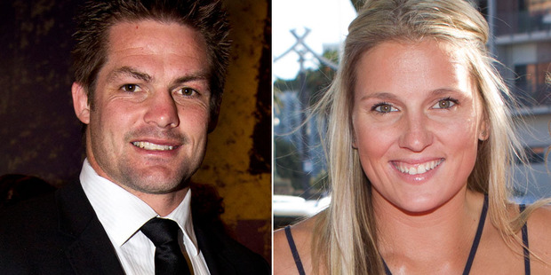 Richie McCaw and Gemma Flynn may be about to take the next step in their relationship.