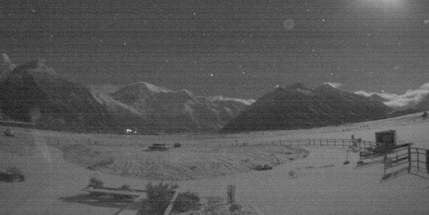 Loading The temperature was-7C at Aoraki/Mt Cook National Park this morning. Photo / Metservice