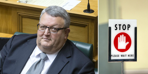 Loading Gerry Brownlee's offer to quit his Transport duties should've been accepted by John Key, writes John Armstrong. Photo / NZ Herald