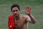 England had no stomach for a World Cup post-mortem, and Frank Lampard left town. Photo / AP