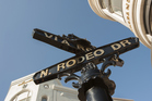 Beverly Hills' Rodeo Drive is one of America's most famous - and expensive - shopping districts. Photo / Thinkstock
