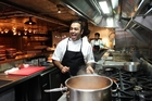 Chef Sid Sahrawat's restaurant Cassia puts Indian tastes in a new perspective. Photo / Doug Sherring