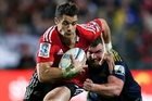 Crucial Crusader Dan Carter. Photo / Getty Images