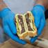 Gold Steak & Cheese: Paetiki Bakery, Taupo. Photo / James MacKay