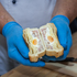 Gold Bacon & egg: Bakers Oven, Whangaparaoa. Photo / James MacKay