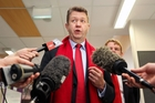 Labour leader David Cunliffe has just 10 per cent support to be prime minister. Photo / Getty Images