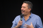 CHATTING: Well-known television personality Mike King is travelling to Rotorua schools. PHOTO/FILE