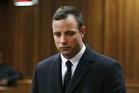 Oscar Pistorius' dark side has been exposed. Photo / AP
