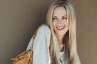 Model Reeva Steenkamp.