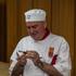 Bakels New Zealand Supreme Pie Awards: Celebrity Judge Simon Gault. Photo / James MacKay