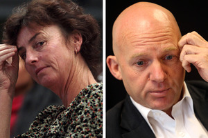 Susan Devoy slams Act Party Leader Jamie Whyte. Photo / HOS, NA