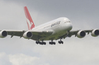 Qantas has decided it's safe to fly over Iraq. Photo / file