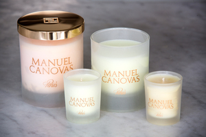 Manuel Canovas candles. Photo / Babiche Martens.