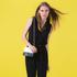 1. Diane von Furstenberg jumpsuit, $595, from Muse. Mimco heels, $199. Benah for Karen Walker bag, $330. Photo / Greg Bowker