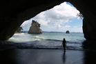 Cathedral Cove on the Coromandel Peninsula. Photo / Thickstock