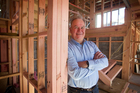 Certified Builders chief executive Grant Florence. Photo / Christine Cornege.