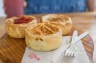 Mustard Kitchen pies - free range, fresh and