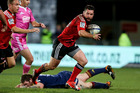 Ryan Crotty of the Crusaders. Photo / Getty Images