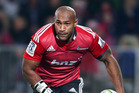 Nemani Nadolo of the Crusaders. Photo / Getty Images