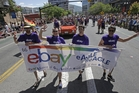 Ebay released a report on its workforce on Thursday amid a push for Silicon Valley companies to address diversity issues. Photo / AP