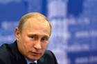The case would further damage relations between Russian President Vladimir Putin and the West. Photo / AP