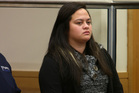 Shaylene Wharerau is on trial in the High Court at Whangarei.