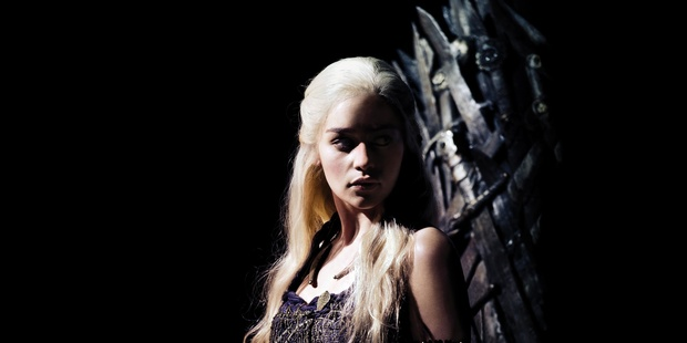 Daenerys in Game of Thrones Photo / HBO / SKY TV