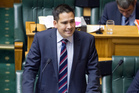 Simon Bridges. Photo / Mark Mitchell