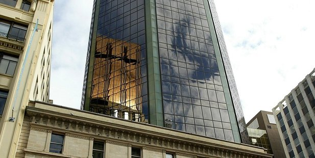 The BNZ Tower at 125 Queen Street. Photo / Martin Sykes