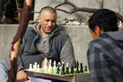 Cliff Curtis as chess champ Genesis and James Rolleston as nephew Mana show just how talented our actors can be.