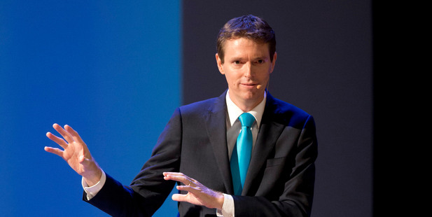 Conservative Party leader Colin Craig's enthusiasm for a deal has served National's interests quite nicely. Photo / Brett Phibbs