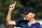 Sir Gordon Tietjens. Photo / Alan Gibson