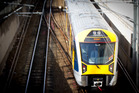The idea has emerged after criticism by Auckland Council members of a lack of gates at most stations to stop people catching trains without paying fares. Photo / Sarah Ivey