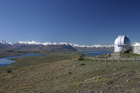 The Mount John Observatory at Lake Tekapo.