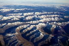 The Southern Alps. Photo / Steven McNicholl