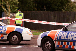 Maybury Reserve remains cordoned off after a teenager was assaulted last night. File photo/  Wayne Drought